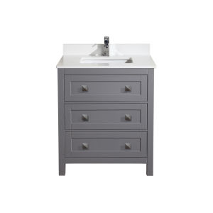 Oxford 30 vanity  spanish gray combo lg