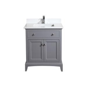 Hanover 30 vanity  spanish gray combo lg