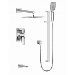 Antau collection shower kit