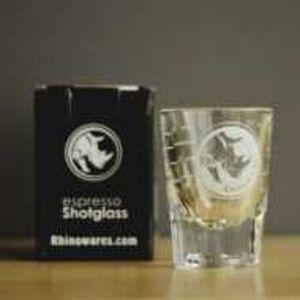 Rhinoware shot glass
