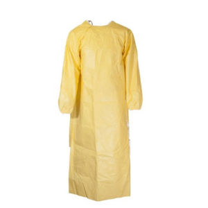 Tychem c gown