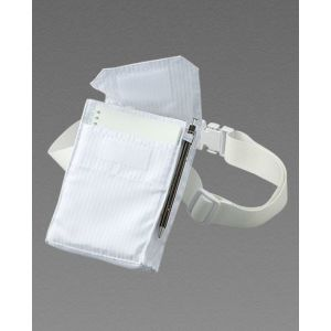 Cleanroom mobile phone bag