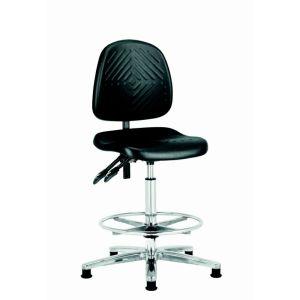 401 pu high chair
