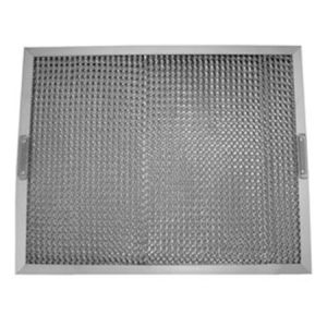 Honeycomb grease filter