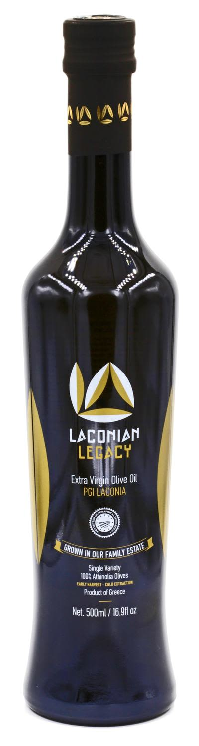 Laconian legacy front