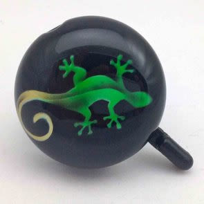 Bell60 gecko airbrush bell side view