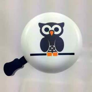Bell57 cheeky owl midi bell