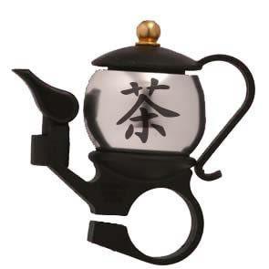 Bell36 silver teapot bell
