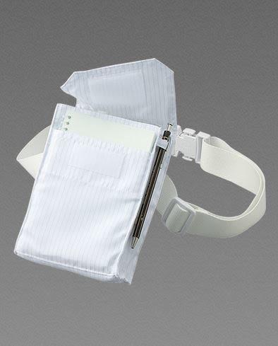 Cleanroom mobile phone bag