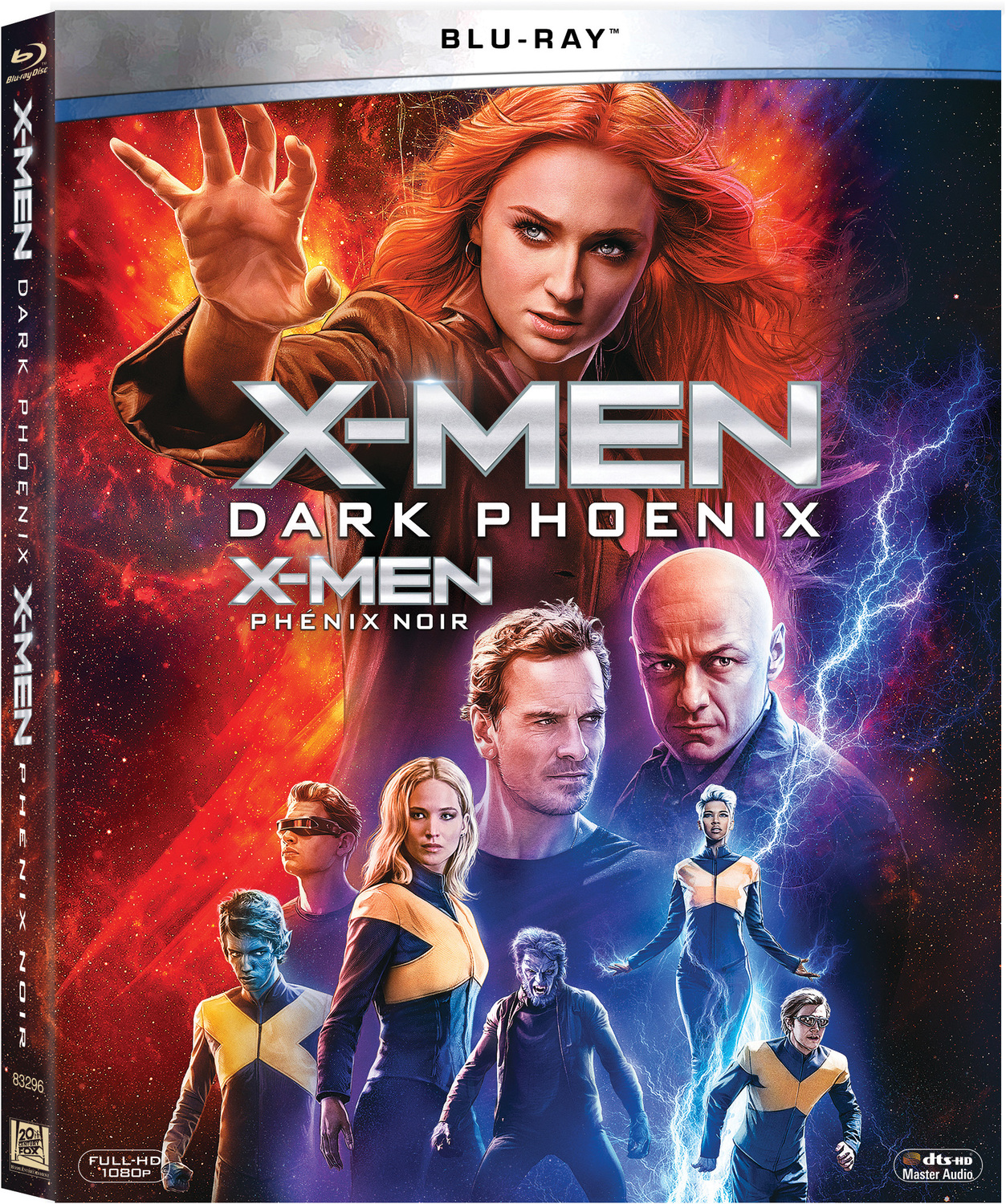 X-Men: Dark Phoenix (Blu-ray) (17-September) - Your