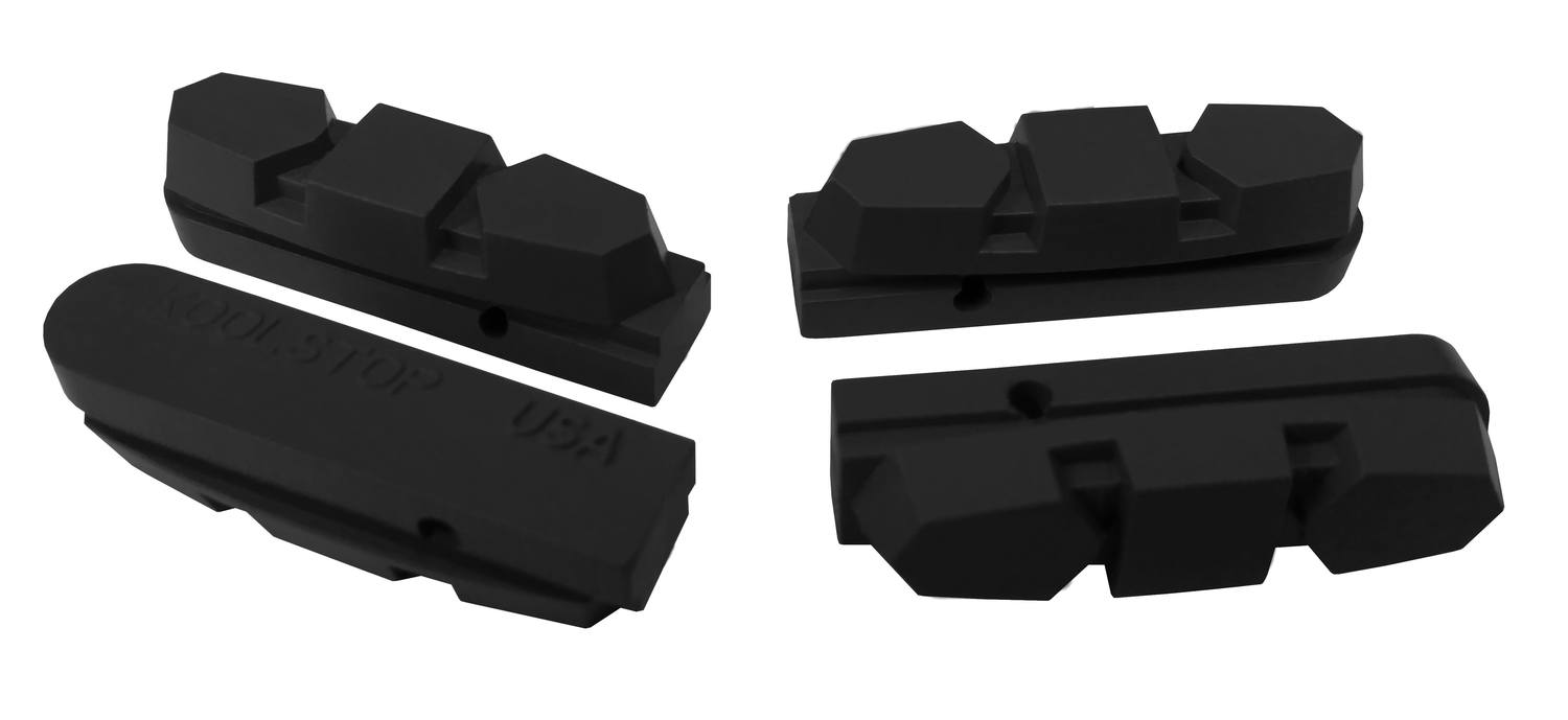 Kool-Stop Ks-Mrb Mafac Replacement Inserts Black