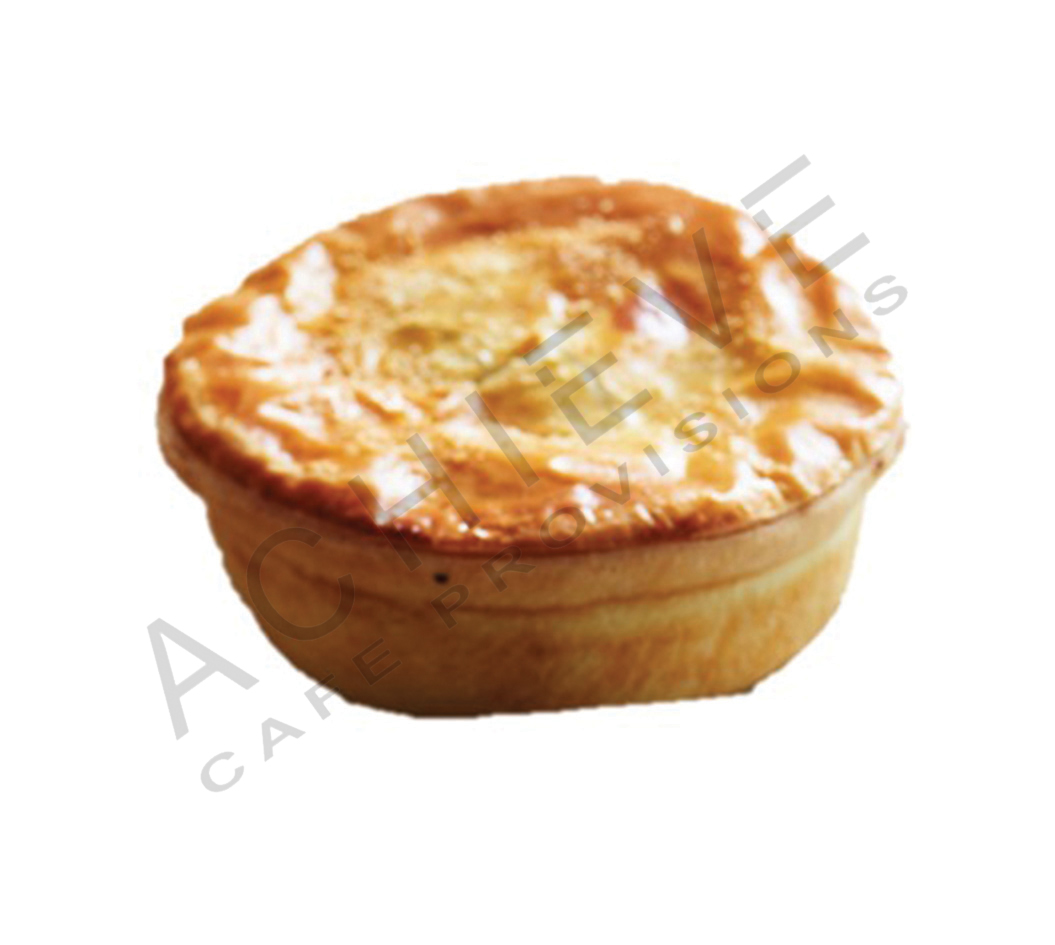 Gourmet Chunky Beef Pie- Box of 6 (Pies) - Achieve Cafe ...