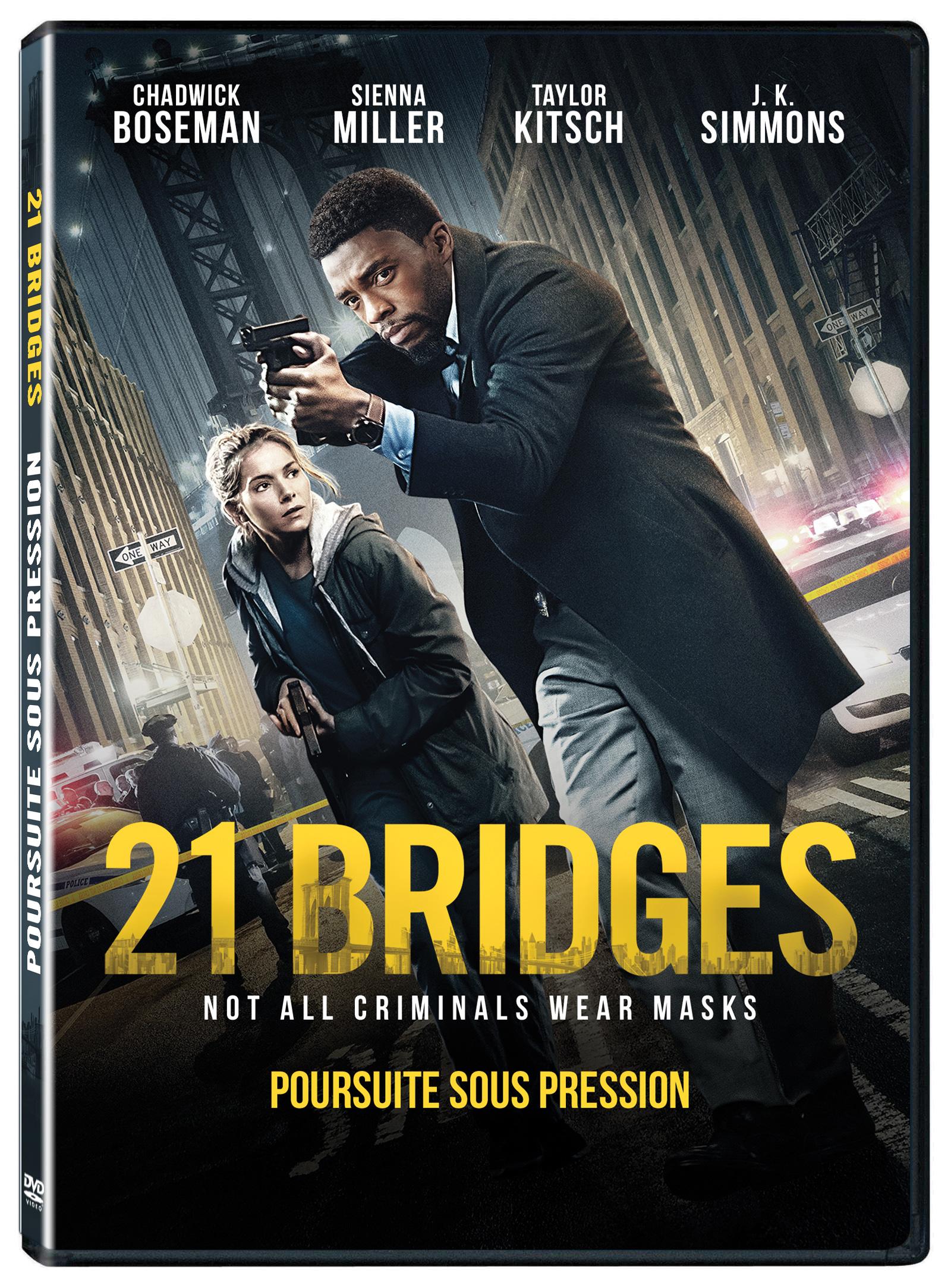 21 Bridges Film