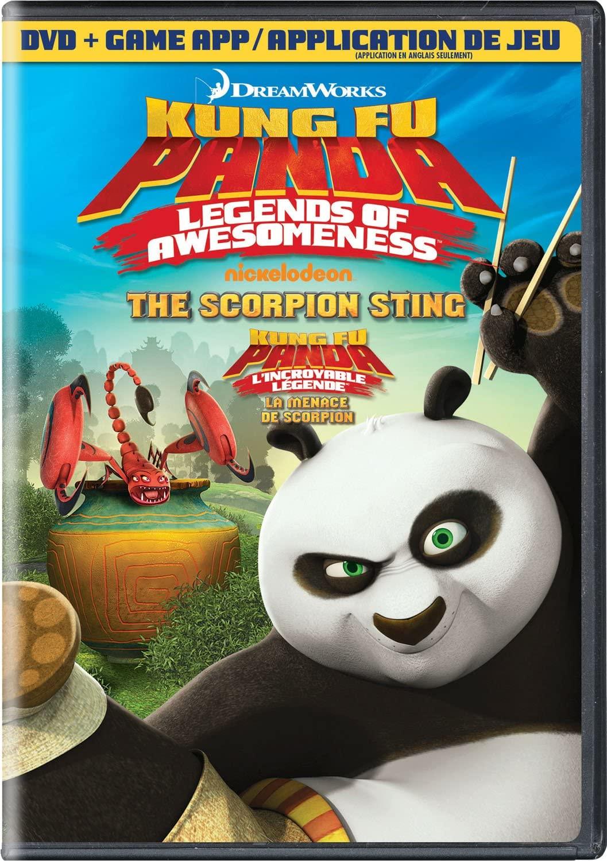 Kung Fu Panda: Legends of Awesomeness: The Scorpion Sting