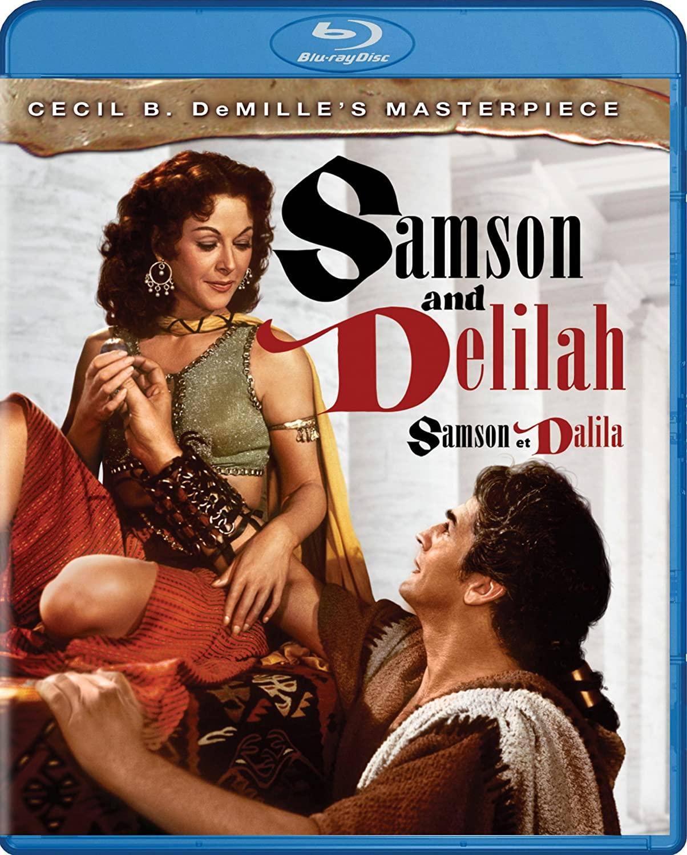 Samson and this bitch