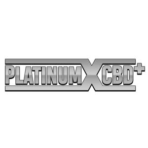 Platinum X CBD Organic Hemp Oil
