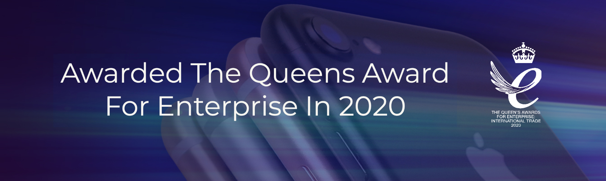 Queens award recognised 1598895577