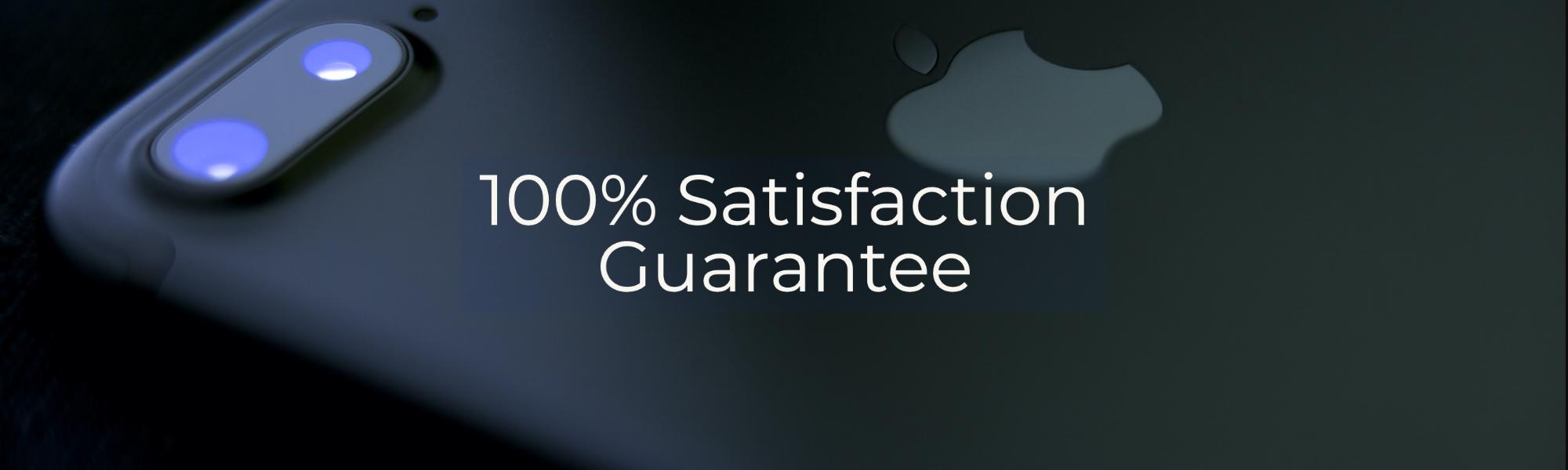 100  satisfaction guarantee 1598895922