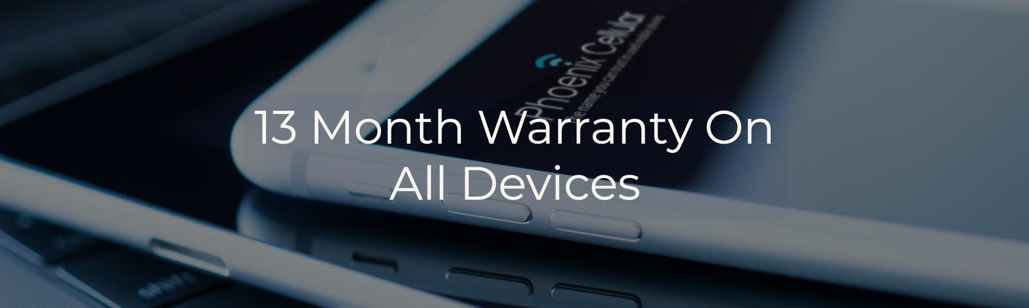 Free 12 month warranty 1598897761