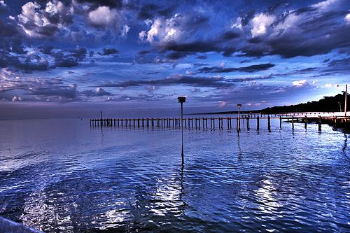 Fairhope at dusk 1606695494