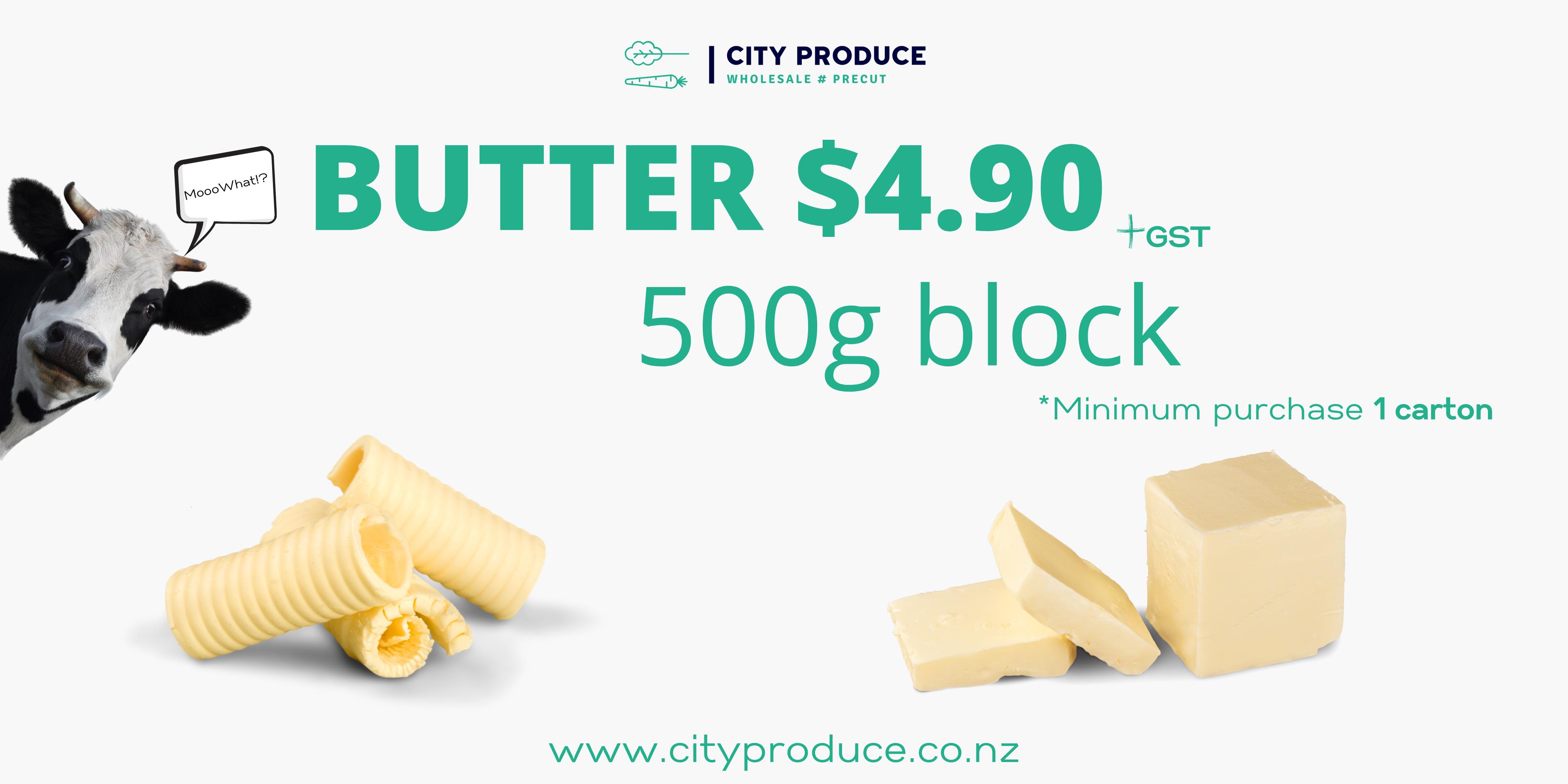 Butter sale 4.10.2021  banner  landscape   1633472689