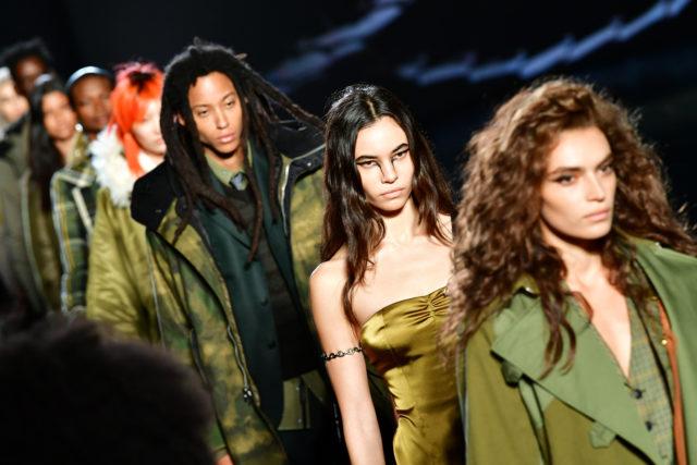 3 бьюти-тренда с Недели моды в Нью-Йорке