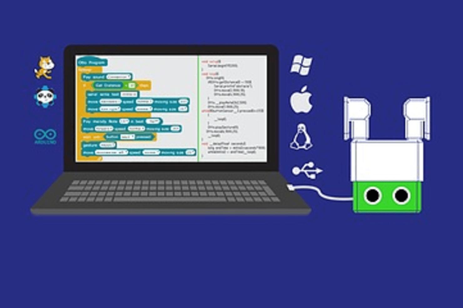 mBlock & Arduino by +OttoDIY | Wikifactory