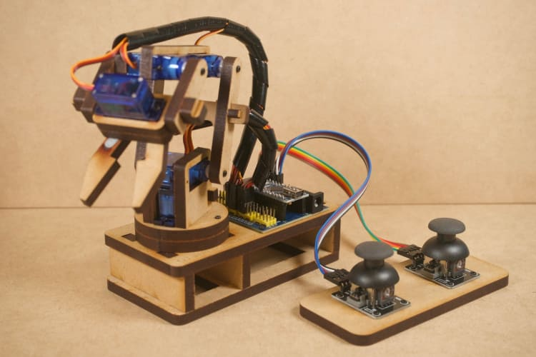 robotic-arms | Wikifactory