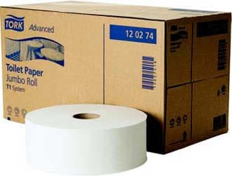 120257 Jumbo Roll Toilet Paper