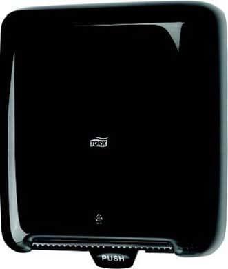 551008 Black Hand Towel Roll Disp