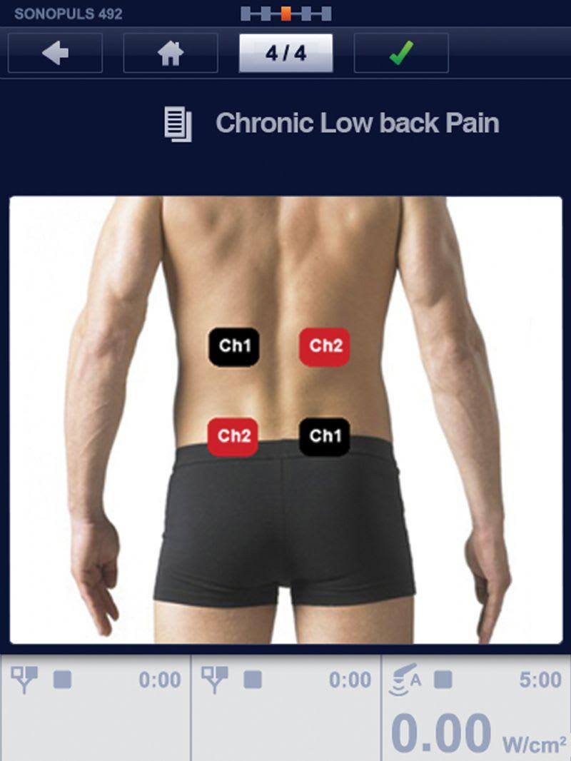 Enraf pic Chronic Low Back Pain