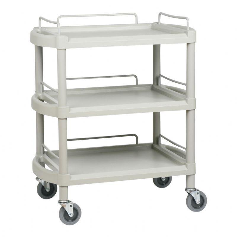 INT001 3 shelftrolley