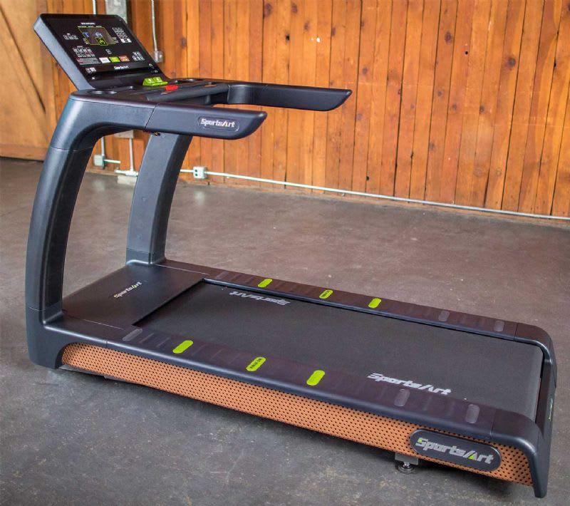 SportsArt Full treadmill
