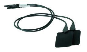 Flexible Conductive Rubber Electrodes - 2mm