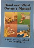 Hand and Wrist Owners Manual