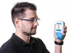 piCO TM Breath CO monitor
