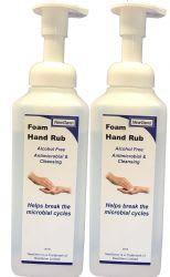 NewGenn Foam Hand Rub 500ml