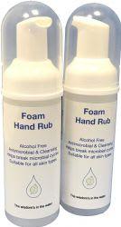 NewGenn Foam Hand Rub 50ml