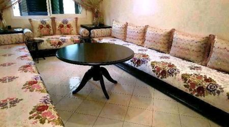Appartement entierement meublé