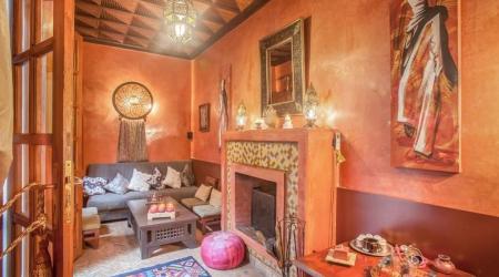 Tres beau Riad dans la médina de Marrakech