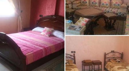 Appartement Meublé Marjane Meknes