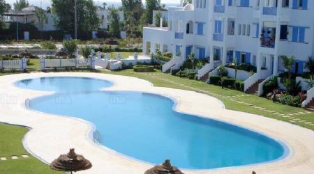 Appartement meublé avec piscine proche plage et Ceuta