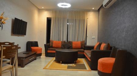 Appartement meublé haut standing à Gueliz Marrakech