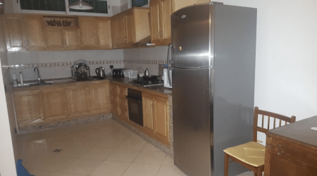 Appartement meublé à Bouznika