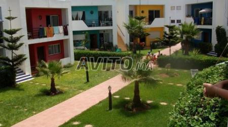 Maison à complexe balnéaire SaryBeach - Sidi Rehal