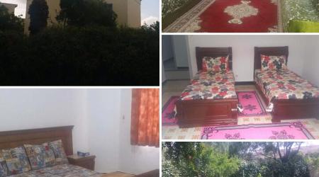 Villa Meublée hamria Meknès