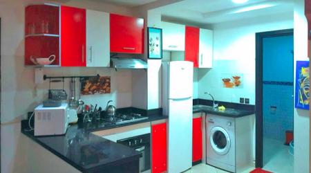 Appartement 1 chambre avec Salon Marocain en U