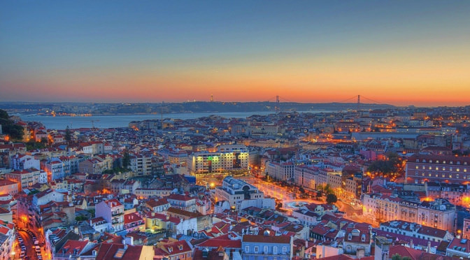 Lisbon Takes the Lead on Real Estate Investment