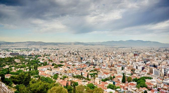 Yunanistan'ın Göz Alıcı ve Tarihsel Bölgesi:  Attika