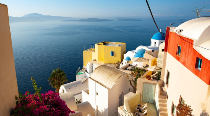 Yunanistan Lüks Konutta Yabancı Yatırımcıların Favorisi